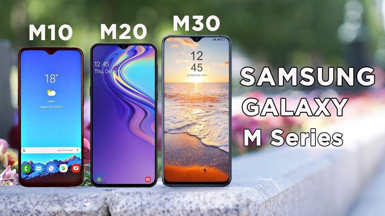 Galaxy M Series